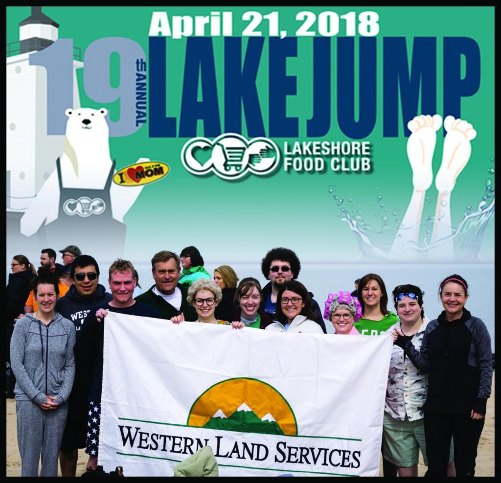 Lake Jump Image